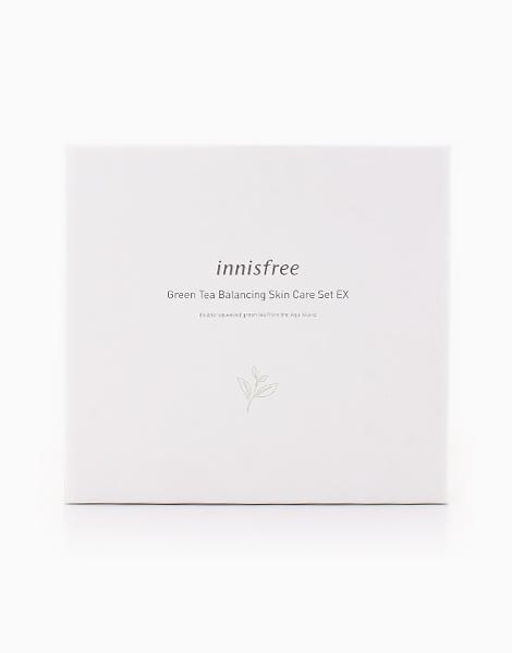 Green Tea Balancing Skin Care Set EX by Innisfree
