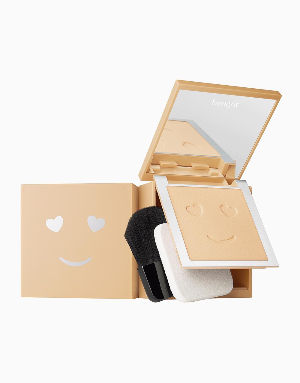 Hello Happy Velvet Powder Foundation by Benefit | Shade 01