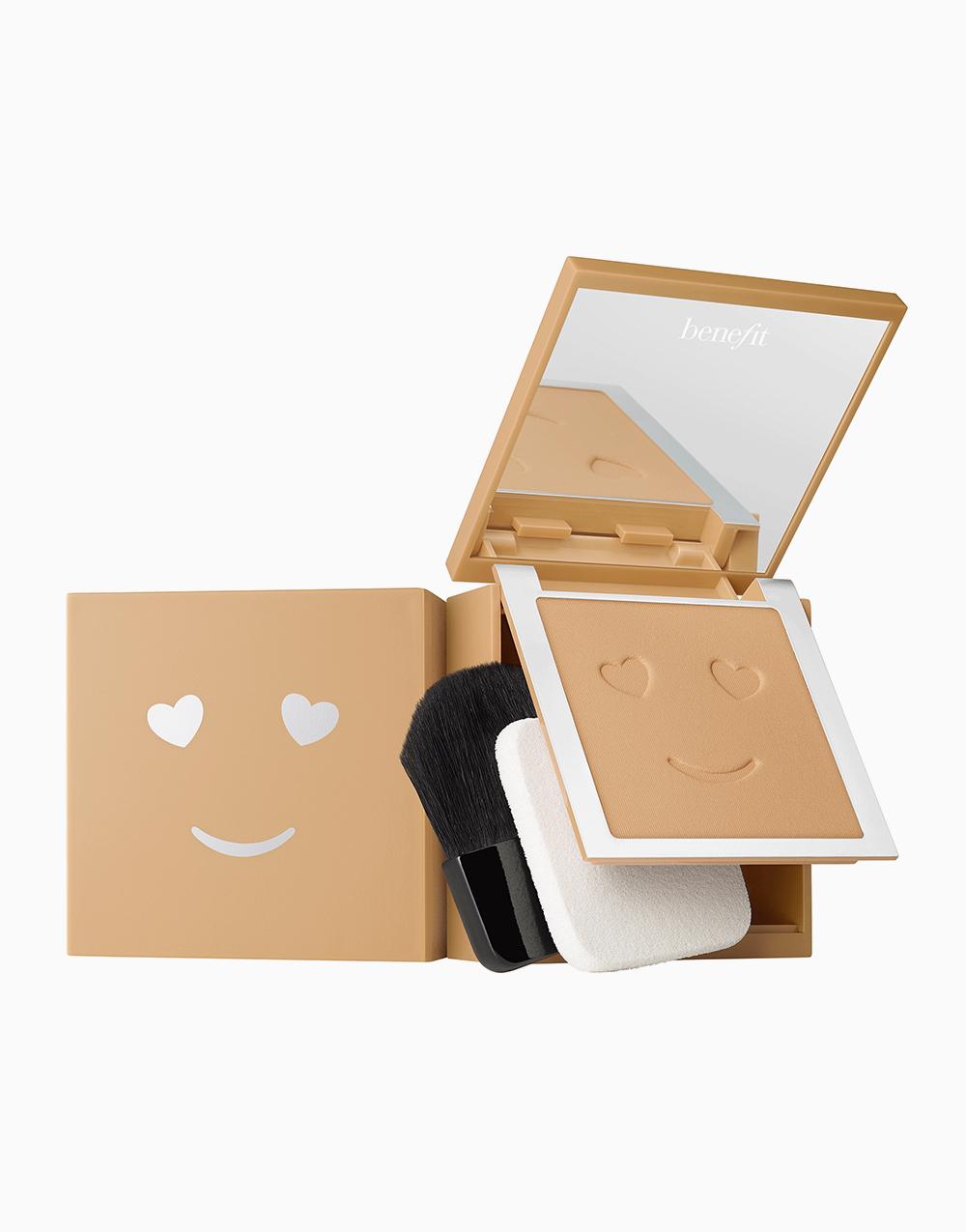 Hello Happy Velvet Powder Foundation by Benefit | Shade 06