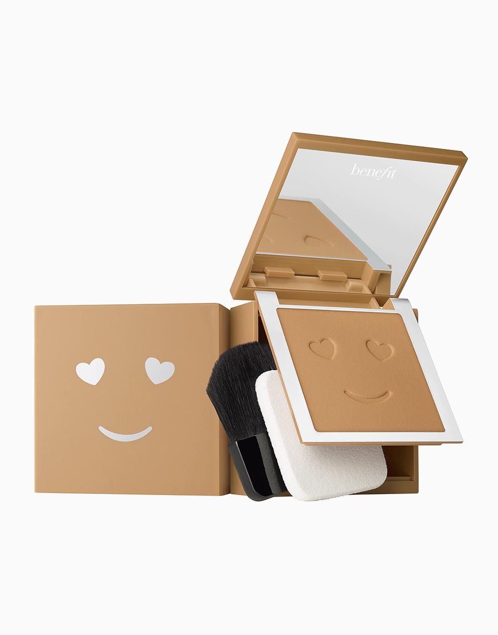 Hello Happy Velvet Powder Foundation by Benefit | Shade 08