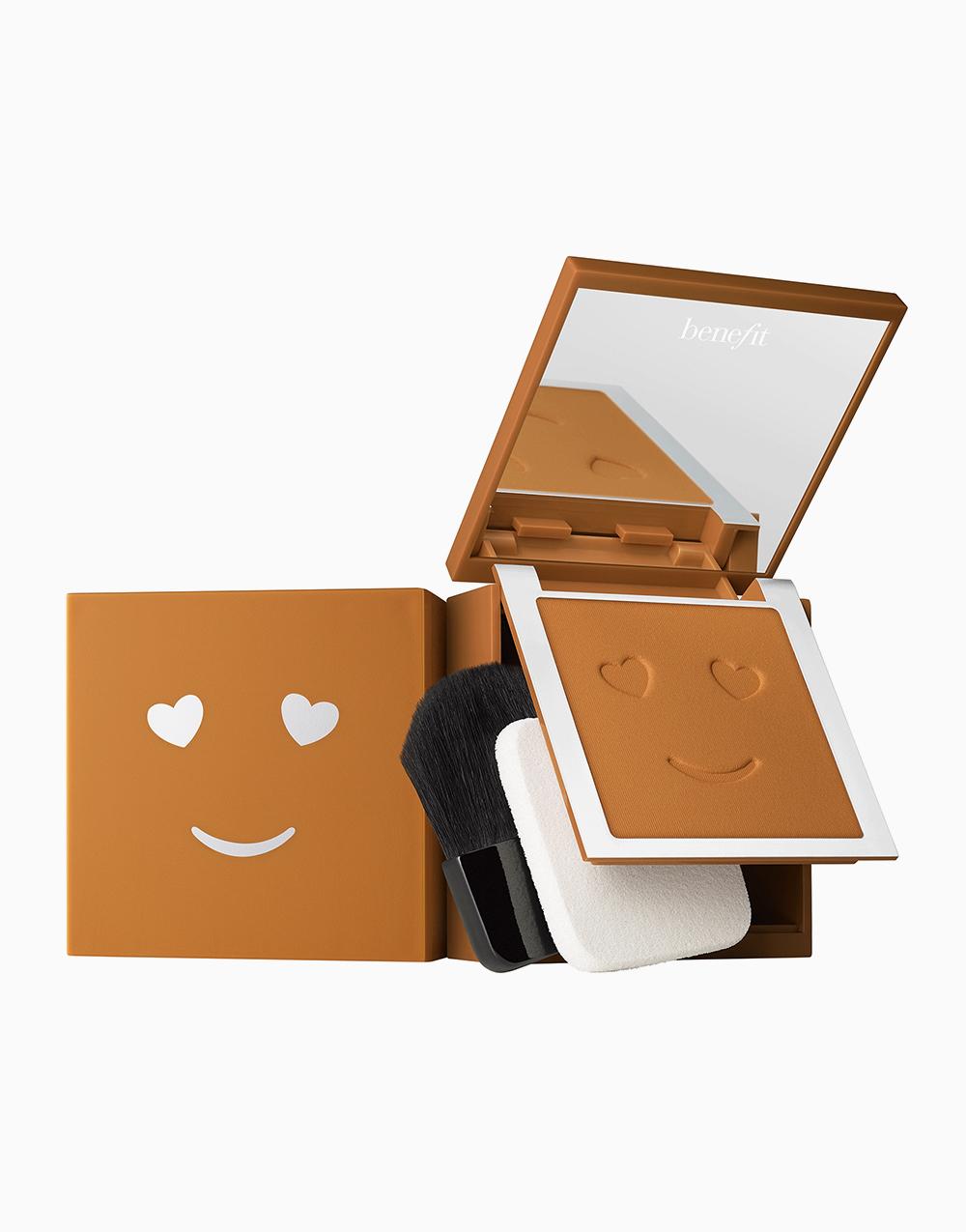 Hello Happy Velvet Powder Foundation by Benefit | Shade 10