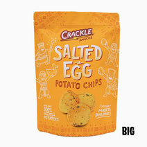 Cracklesnacks big saltedegg