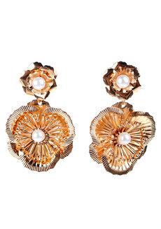 Giza Earrings by Loukha