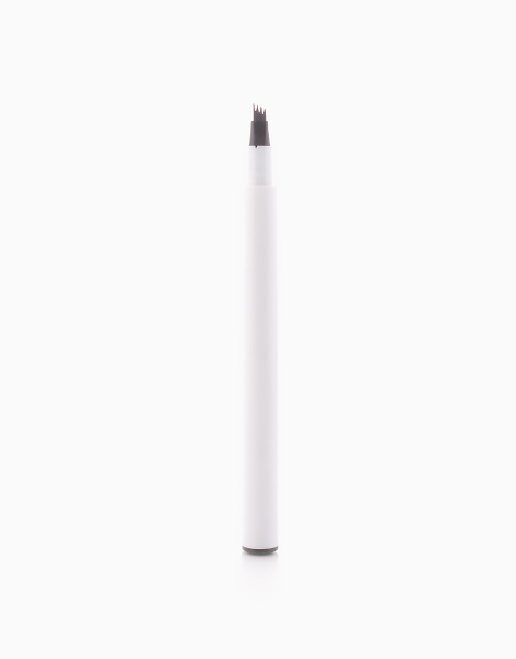 Microblading Eyebrow Tattoo Pen (Charcoal Gray) by Pout