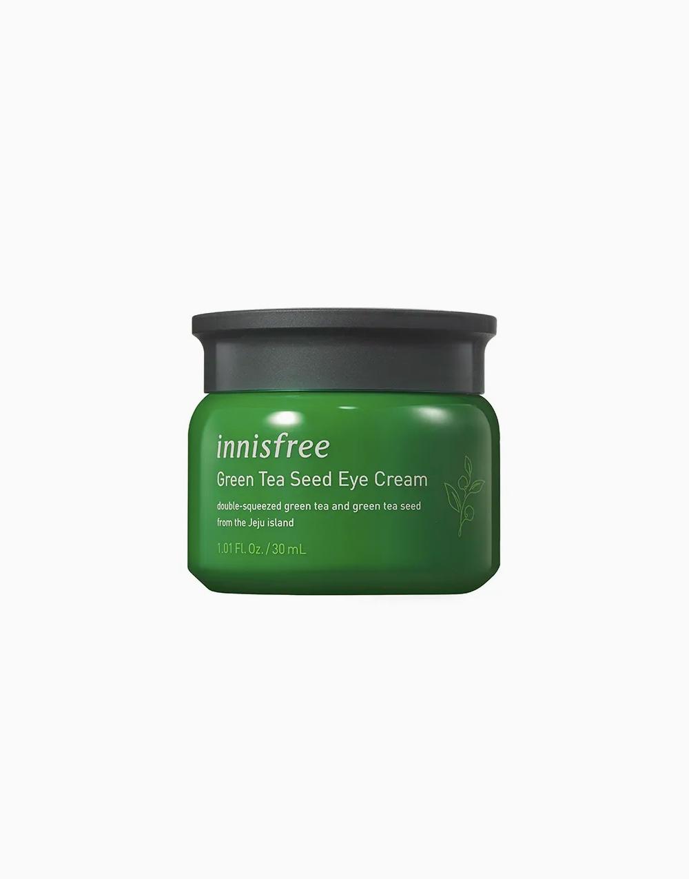 Green Tea Seed Eye Cream (30ml) by Innisfree