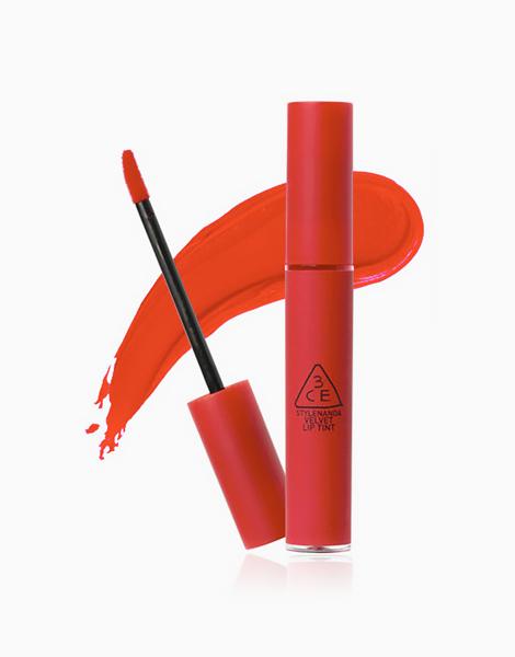 Velvet Lip Tint by 3CE (3 Concept Eyes) | Red Intense