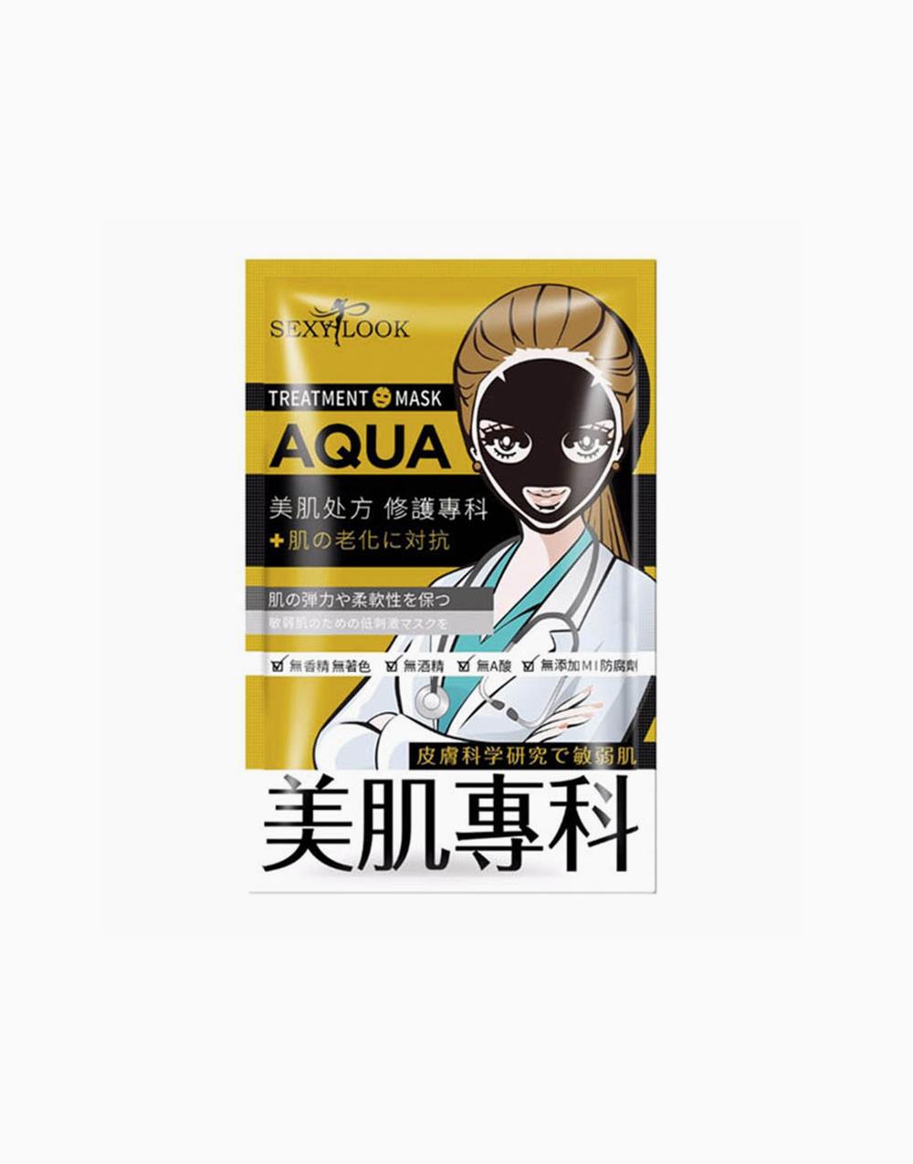 Medibeauty Repairing Black Mask by SEXYLOOK