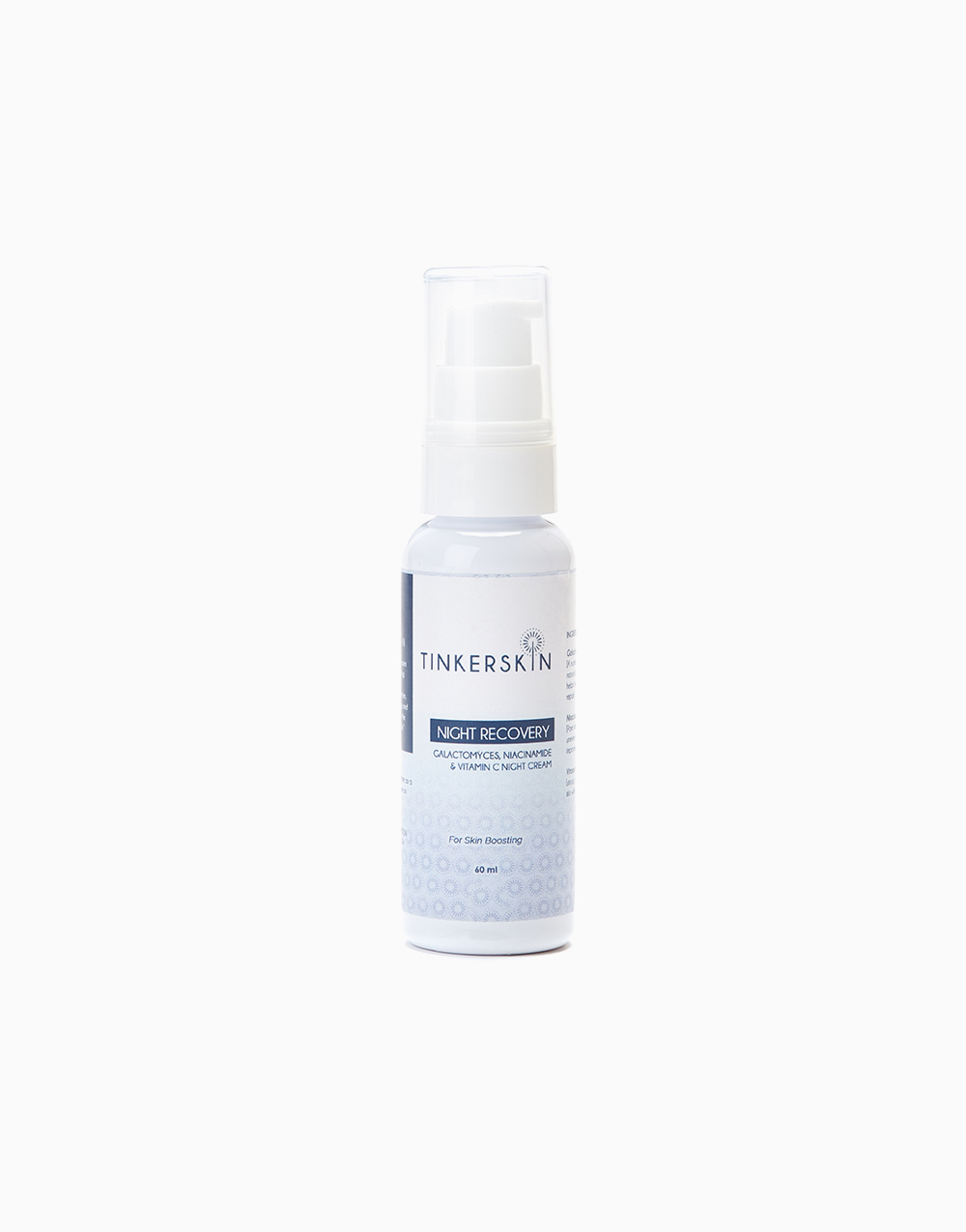 Galactomyces + Niacinamide + Vitamin C Night Recovery Cream by Tinkerskin