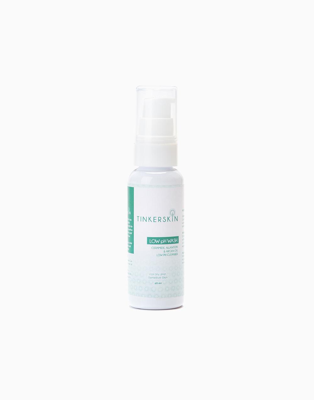 Ceramide + Allantoin + Argan Oil Low pH Wash by Tinkerskin