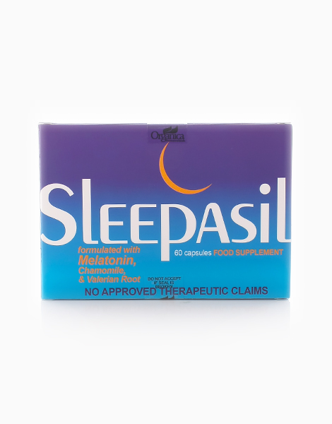 Sleepasil Dietary Supplement Capsule (60s) by Sleepasil