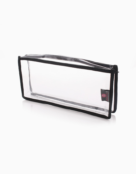 Amour Big Clear Pouch by Donna B