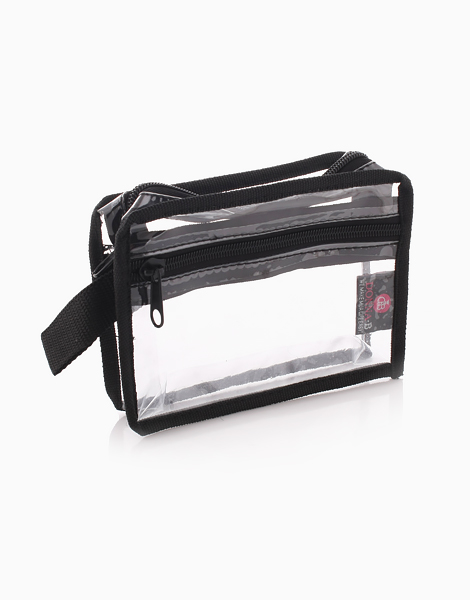 Clair Clear Pouch by Donna B