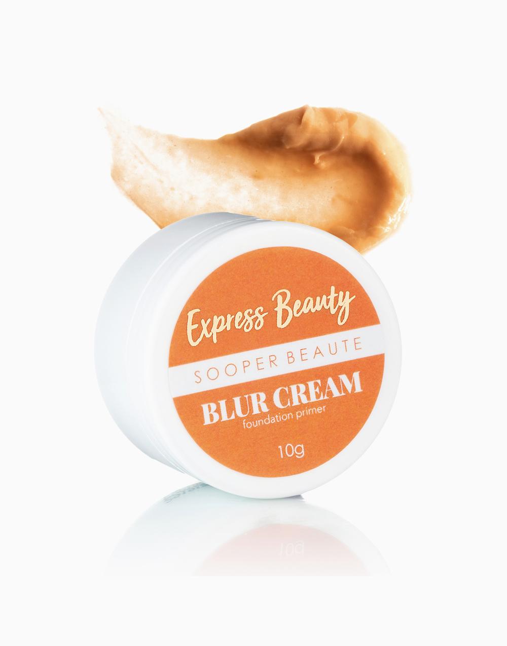 Express Beauty Blur Cream Primer Foundation 10g by Sooper Beaute