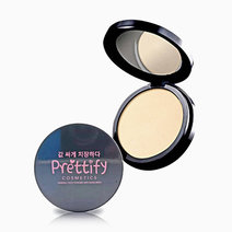 Prettify mineral face powder with sunscreen