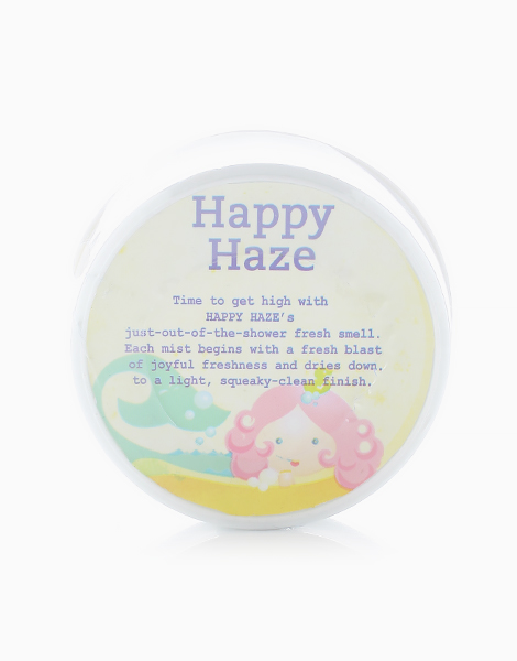 Happy Haze Scrub by Bath Junkies