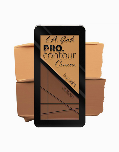 Pro Contour Cream by L.A. Girl   Natural