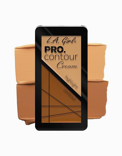 Pro Contour Cream by L.A. Girl   Medium