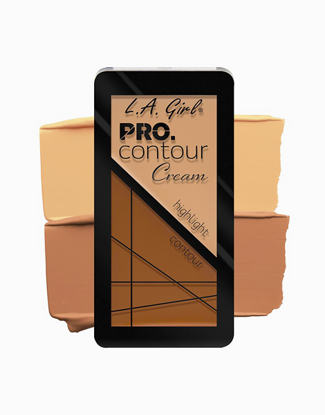Pro Contour Cream by L.A. Girl   Light