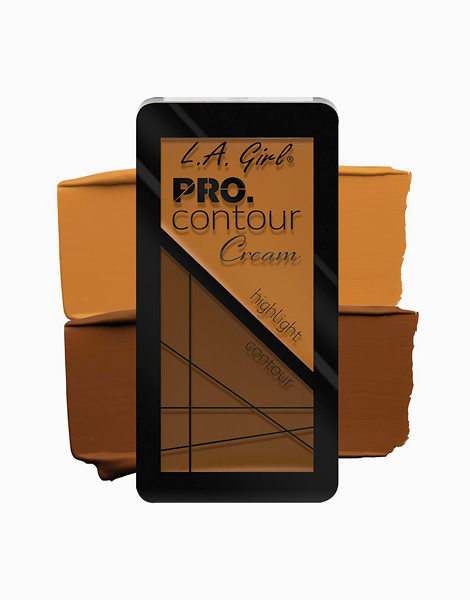 Pro Contour Cream by L.A. Girl | Deep
