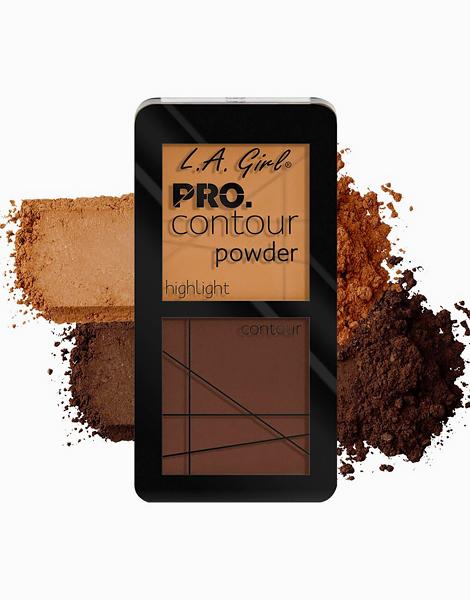 Pro Contour Powder by L.A. Girl | Deep