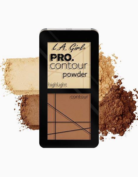 Pro Contour Powder by L.A. Girl | Light