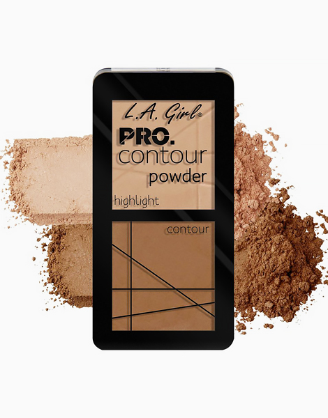 Pro Contour Powder by L.A. Girl | Light/Contour