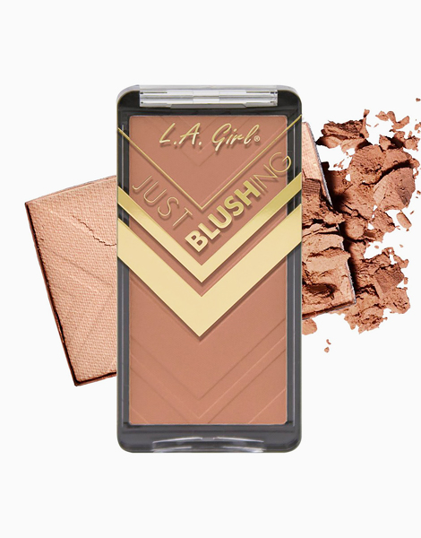 Just Blushing by L.A. Girl | Just Bare