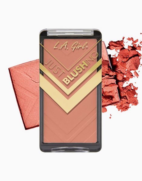Just Blushing by L.A. Girl | Just Natural