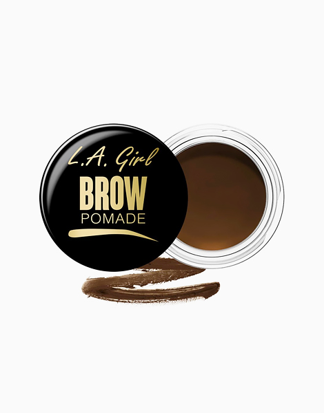 Brow Pomade by L.A. Girl | Warm Brown