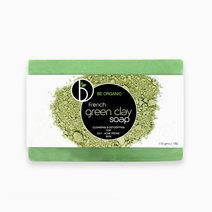 Be organic soap fresh green clay