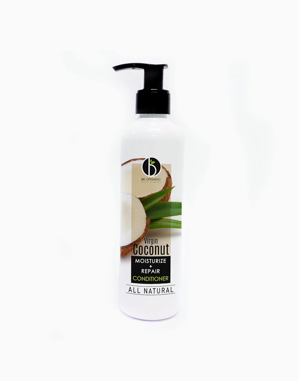 Virgin Coconut Sulfate-Free Conditioner by Be Organic Bath & Body