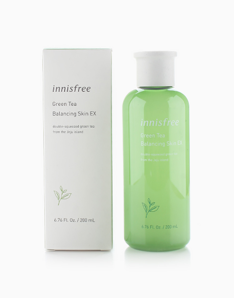 Green Tea Balancing Skin EX by Innisfree