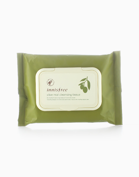 Olive Real Cleansing Tissue by Innisfree