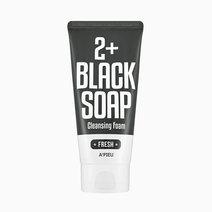 Fresh Blacksoap 2+ Cleansing Foam by A'pieu