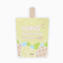 Icing Sweet Bar Sheet Mask (Pineapple) by A'pieu
