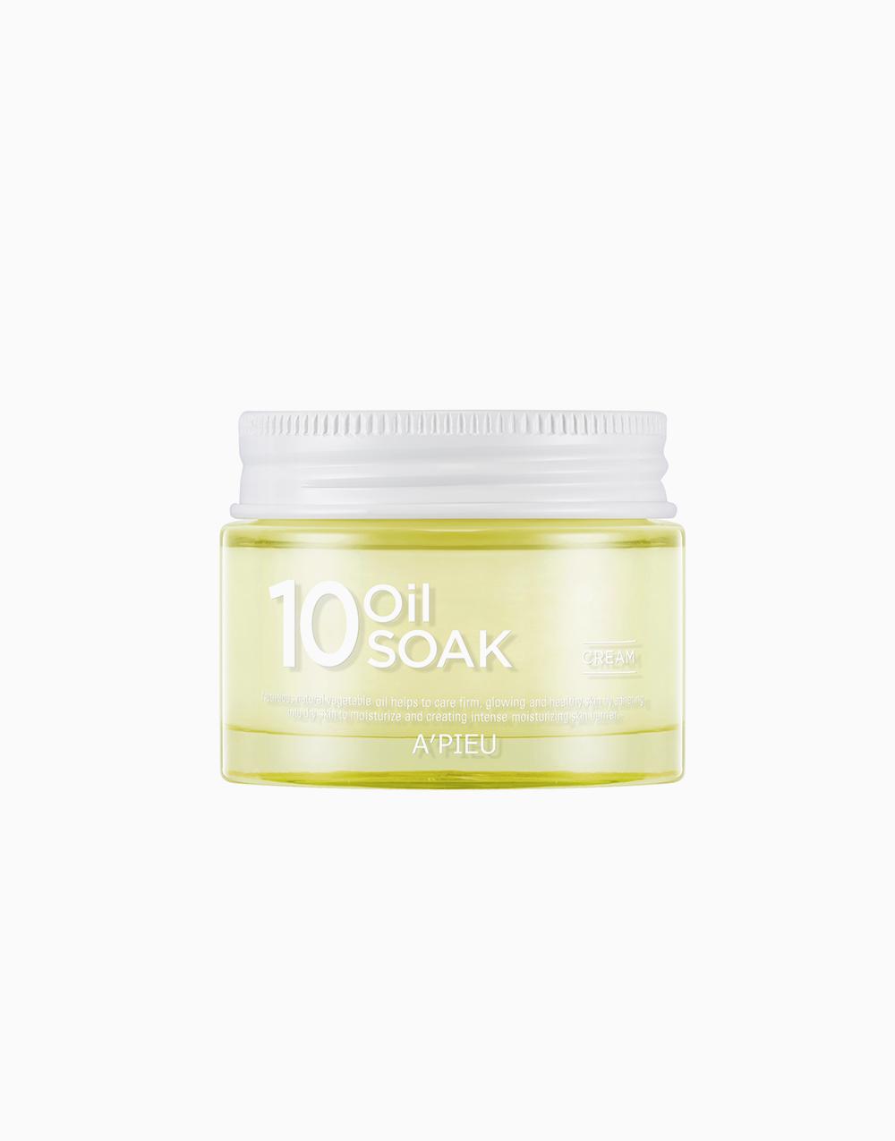 Oil Soak Cream by A'pieu