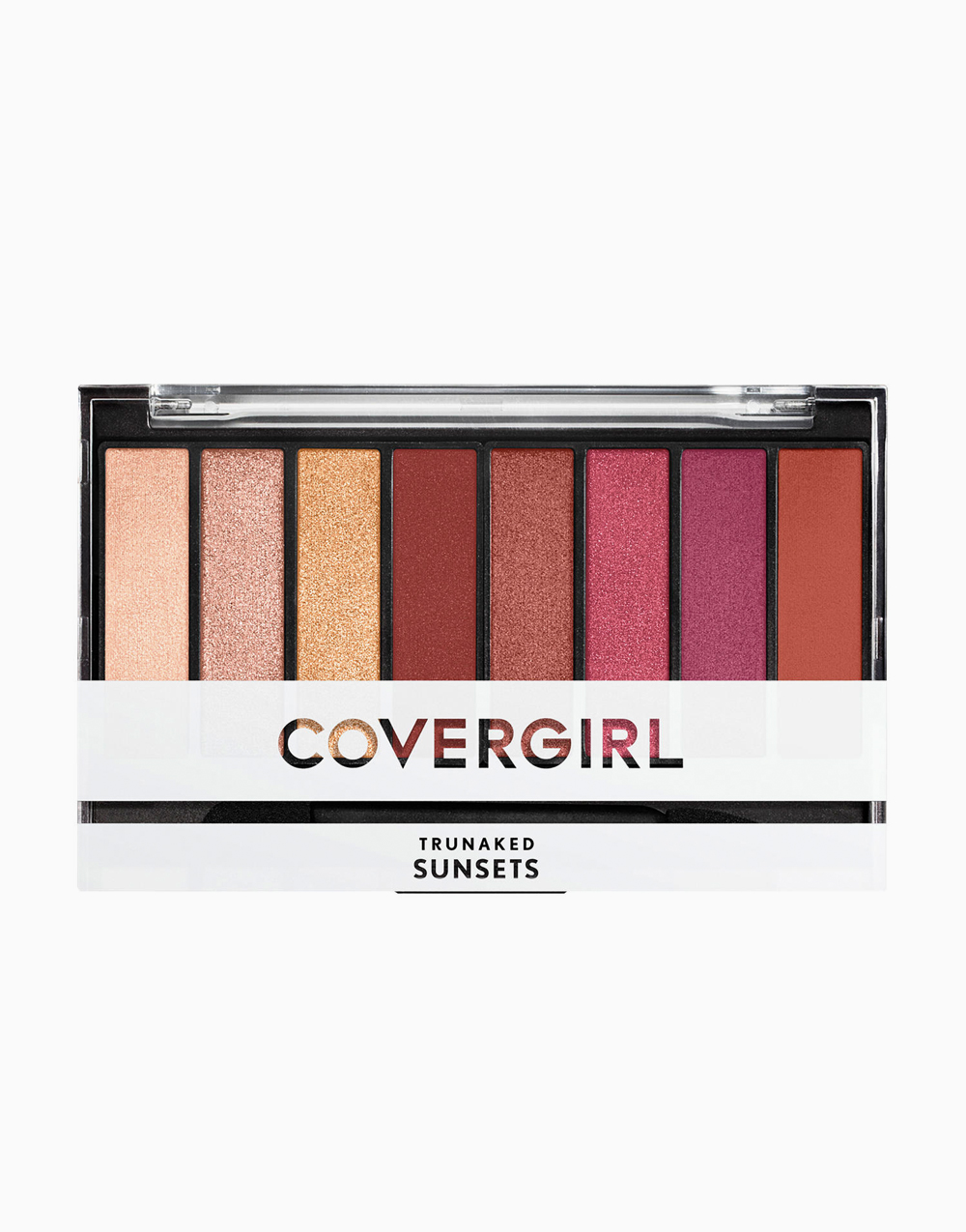 TruNaked Eyeshadow Palette by CoverGirl | Sunsets