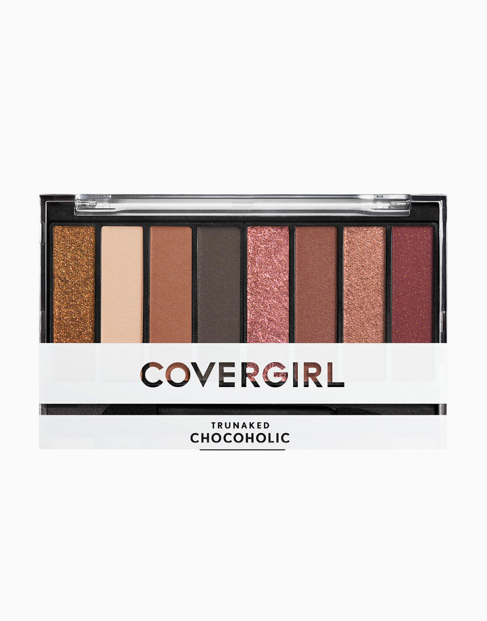 TruNaked Eyeshadow Palette by CoverGirl | Chocoholic