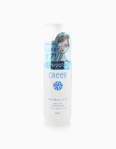 Creer Micellar Cleansing Water (Clear) by Kracie