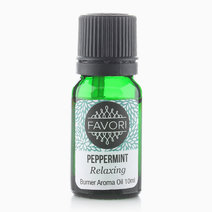 Peppermint 10ml Burner Aroma Oil by FAVORI