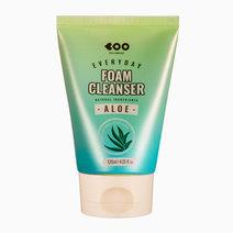 Dearboo aloe everyday foam cleanser 06