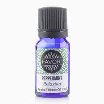 Peppermint 10ml Aerator/Diffuser Aroma Oil by FAVORI