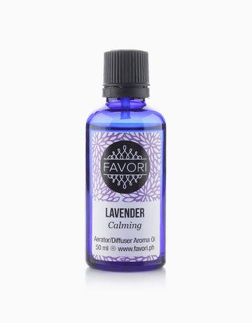 Lavender 50ml Aerator/Diffuser Aroma Oil by FAVORI