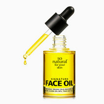 Signature Face Oil by So Natural
