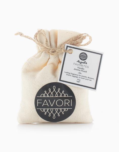 Vanilla Aroma Pouch by FAVORI