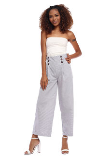 Katrina Woven Pants by Flair & Stare