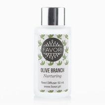 Olive Branch 50ml regular Reed Diffuser by FAVORI