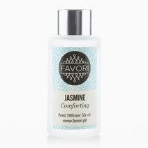 Jasmine 50ml Regular Reed Diffuser by FAVORI