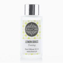 Lemon Grass 50ml Regular Reed Diffuser by FAVORI
