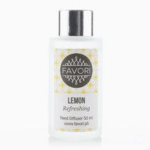 Lemon 50ml Regular Reed Diffuser by FAVORI